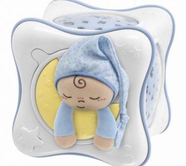 Jucarie Chicco Cub Curcubeu Primele Vise Blue 0luni+